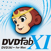 DVDFab XI DVD コピー for Mac [Macソフト ダウンロード版]