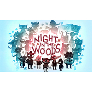 ナイト・イン・ザ・ウッズ (Night in the Woods) [Nintendo Switchソフト ダウンロード版]