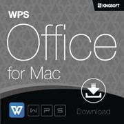 WPS Office for Mac ダウンロード版 [Macソフト ダウンロード版]