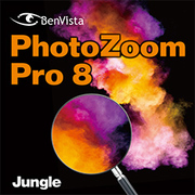 PhotoZoom Pro 8 [Windowsソフト ダウンロード版]