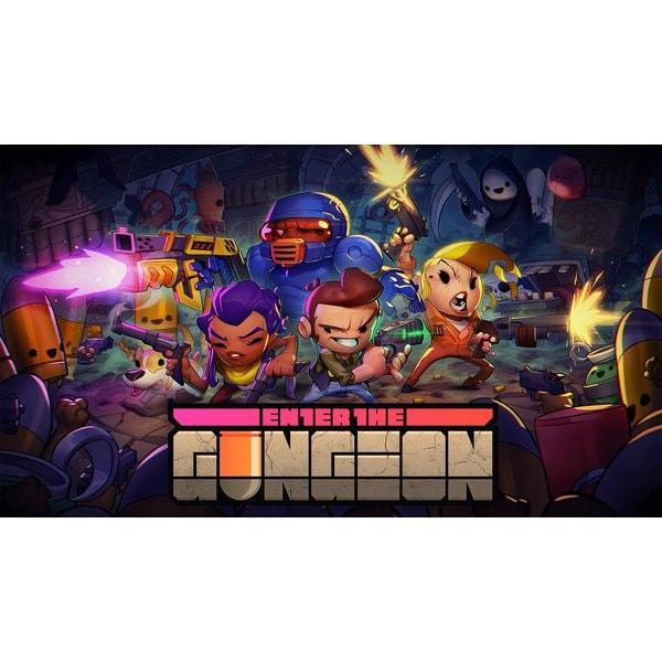 Enter the Gungeon (エンター・ザ・ガンジョン) [Nintendo Switchソフト ダウンロード版]