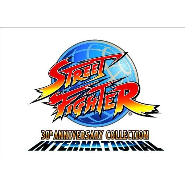 ストリートファイター 30th アニバーサリーコレクション インターナショナル [Nintendo Switchソフト ダウンロード版]