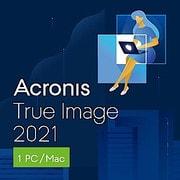 Acronis True Image 2021 1 Computer(ダウンロード版) [Windows&Mac&iOS&Androidソフト ダウンロード版]