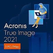 Acronis True Image 2021 3 Computers(ダウンロード版) [Windows&Mac&iOS&Androidソフト ダウンロード版]