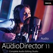 AudioDirector 11 Ultra ダウンロード版 [Windowsソフト ダウンロード版]