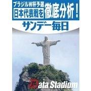 ブラジルW杯予選 日本代表戦を徹底分析!(毎日新聞出版) [電子書籍]