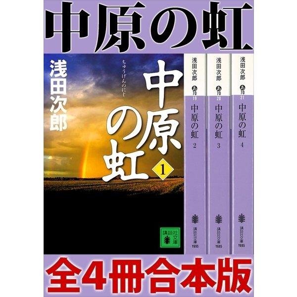 中原の虹 全4冊合本版(講談社) [電子書籍]