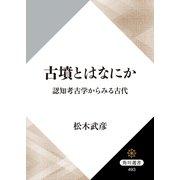 古墳とはなにか 認知考古学からみる古代(KADOKAWA) [電子書籍]