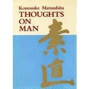 (英文版)人間を考える Thoughts on Man(PHP研究所) [電子書籍]