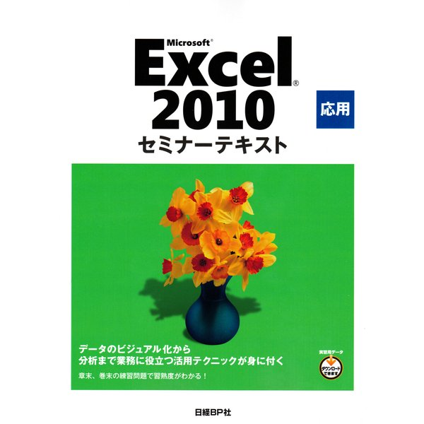 Microsoft Excel 2010 応用 セミナーテキスト(日経BP社) [電子書籍]