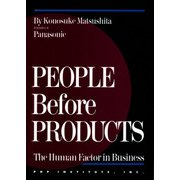 People Before Products The Human Factor in Business(PHP研究所) [電子書籍]
