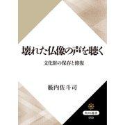 壊れた仏像の声を聴く 文化財の保存と修復(KADOKAWA) [電子書籍]