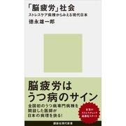 「脳疲労」社会 ストレスケア病棟からみえる現代日本(講談社) [電子書籍]