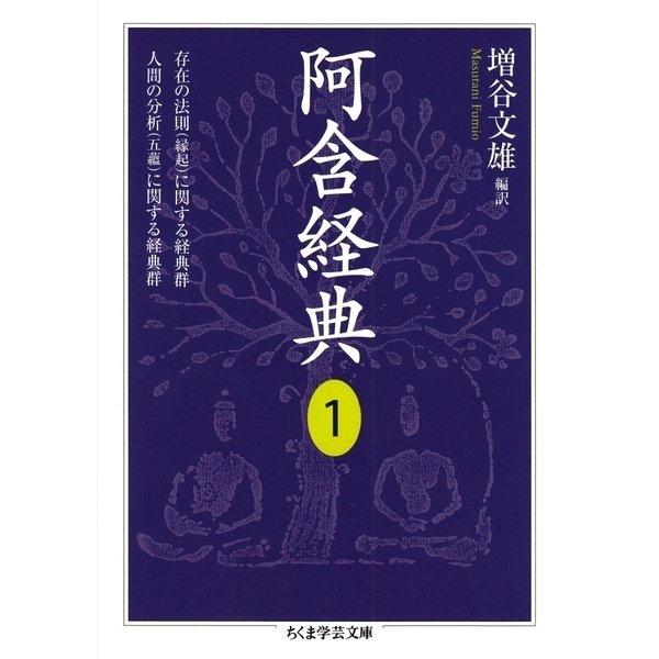 阿含経典1(筑摩書房) [電子書籍]