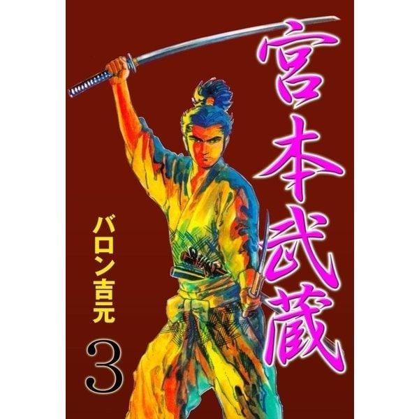 宮本武蔵 3(グループ・ゼロ) [電子書籍]