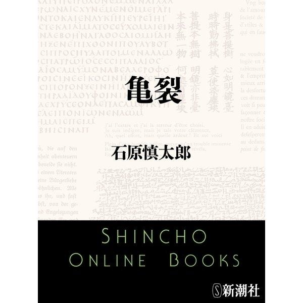 亀裂(新潮文庫)(新潮社) [電子書籍]