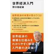世界経済入門(講談社) [電子書籍]