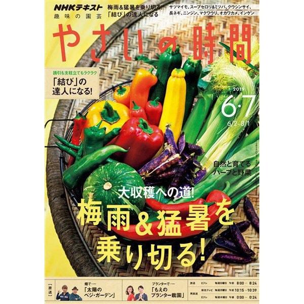 NHK 趣味の園芸 やさいの時間 2019年6月・7月号(NHK出版) [電子書籍]