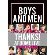 【電子版だけの特典カットつき!】BOYS AND MEN THANKS! AT DOME LIVE(講談社) [電子書籍]