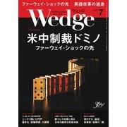 WEDGE(ウェッジ) 2019年7月号(ウェッジ) [電子書籍]