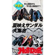 by Hot-Dog PRESS 予算別 夏映えサンダル大集合(講談社) [電子書籍]
