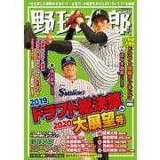 野球太郎 No.033 2019ドラフト総決算&2020大展望号(imagineer) [電子書籍]
