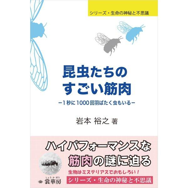 昆虫たちのすごい筋肉(裳華房) [電子書籍]