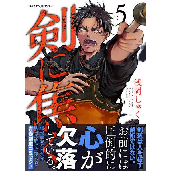 剣に焦ぐ 5(小学館) [電子書籍]