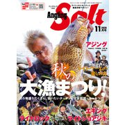 Angling Salt 2020年11月号(コスミック出版) [電子書籍]