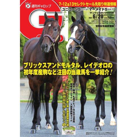 週刊Gallop(ギャロップ) 2021年6月20日号(サンケイスポーツ) [電子書籍]