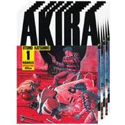 AKIRA 1巻~6巻セット (KCデラックス) [全集叢書]