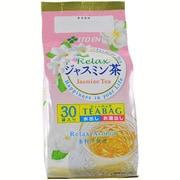 伊藤園 天然美香ジャスミン茶 ティーバッグ 30パック [1ケース 6袋]