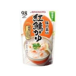 味の素 おかゆ 紅鮭がゆ 250g×9 [レトルトおかゆ]