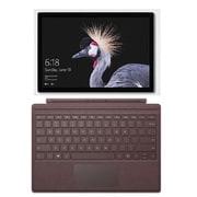 Surface Pro タイプカバー バーガンディ セット [マイクロソフト Microsoft KJR-00014 (Surface Pro(サーフェス プロ) Core i5/128GB/メモリ8GBモデル) + FFP-00059 (Surface Pro タイプ カバー バーガンディ)]