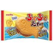 名糖 ぷくぷくたいエアインチョコ [菓子 1ケース 10個]