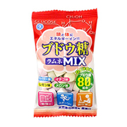 やおきん ブドウ糖ラムネMIX 22g [16個]