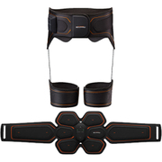 MTG エムティージー 【セットでお得】SIXPAD アブズベルト(S/M/L)&ボトム(S)セット [Abs Belt (S/M/L) +Bottom Belt S]