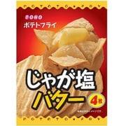 東豊製菓 ポテトフライ じゃが塩バター 11g [菓子 1ケース 20袋]