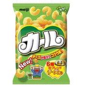 明治 meiji カール チーズあじ 64g [菓子 1ケース 10袋]