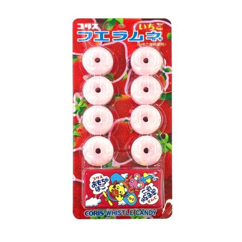 コリス フエラムネ いちご 8個 (1ケース 20袋入り)