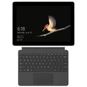 Surface Go タイプカバーキャンペーンセット [マイクロソフト Microsoft KAZ-00032 (Surface Go LTE Advanced シルバー) + KCM-00019 (Surface Go タイプ カバー 10インチ用 ブラック)]
