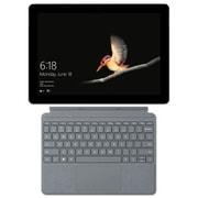 Surface Go タイプカバーキャンペーンセット [マイクロソフト Microsoft KAZ-00032 (Surface Go LTE Advanced シルバー) + KCS-00019 (Surface Go Signature タイプ カバー 10インチ用 プラチナ)]