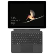 Surface Go タイプカバーキャンペーンセット [マイクロソフト Microsoft MHN-00017 (Surface Go 4GB/64GB シルバー) + KCM-00019 (Surface Go タイプ カバー 10インチ用 ブラック)]