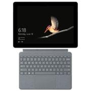 Surface Go タイプカバーキャンペーンセット [マイクロソフト Microsoft MHN-00017 (Surface Go 4GB/64GB シルバー) + KCS-00019 (Surface Go Signature タイプ カバー 10インチ用 プラチナ)]