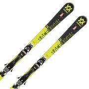 スキー板「フォルクル RACETIGER SC DEMO 160cm」+ビンディング「マーカー rMOTION2 12 GW」セット [19-20 モデル]