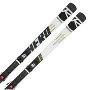 スキー板「ロシニョール HERO MASTER (R22) 175cm」+ビンディング「ルック SPX 12 ROCKERAC 601 BLACK/ICON」セット [旧モデル]