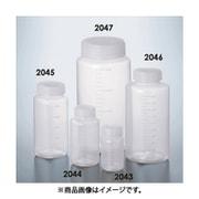 サンプラテック サンプラ 2043 (PPサンプラボトル広口 100ml) 4個セット