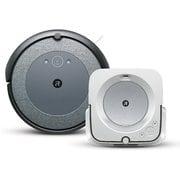 iRobot アイロボット ルンバ + ブラーバ 同時購入お買い得セット [「i315060 ロボット掃除機 Roomba(ルンバ) i3」 + 「m613860 床拭きロボット Braava jet m6 (ブラーバジェット)  ホワイト」]