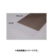 【らくらくカートイン】アイリスオーヤマ IRISOHYAMA NIPC-607NJB [NONJISポリカ波板6尺 ブロンズ 3枚セット]