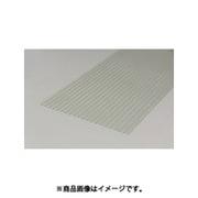 【らくらくカートイン】アイリスオーヤマ IRISOHYAMA NONJIS ヒートカットPC クリア [波板 9尺 2枚セット]
